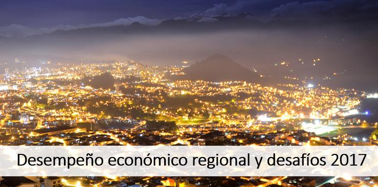 Desempeño económico regional y desafíos (seminario ANIF mayo 2017)