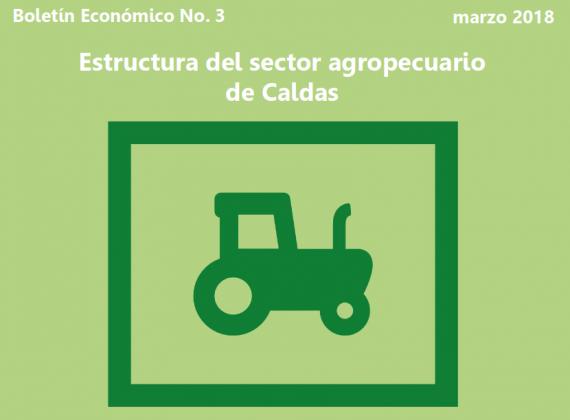 Estructura del sector agropecuario de Caldas
