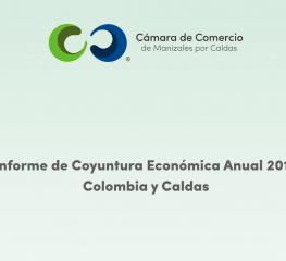Informe Económico de Manizales y Caldas 2015
