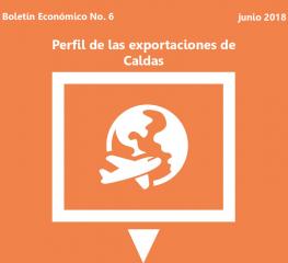 Perfil de las exportaciones de Caldas