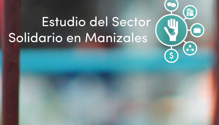 Estudio del sector solidario en Manizales