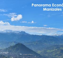 Panorama Económico de Manizales y Caldas (noviembre 2018)